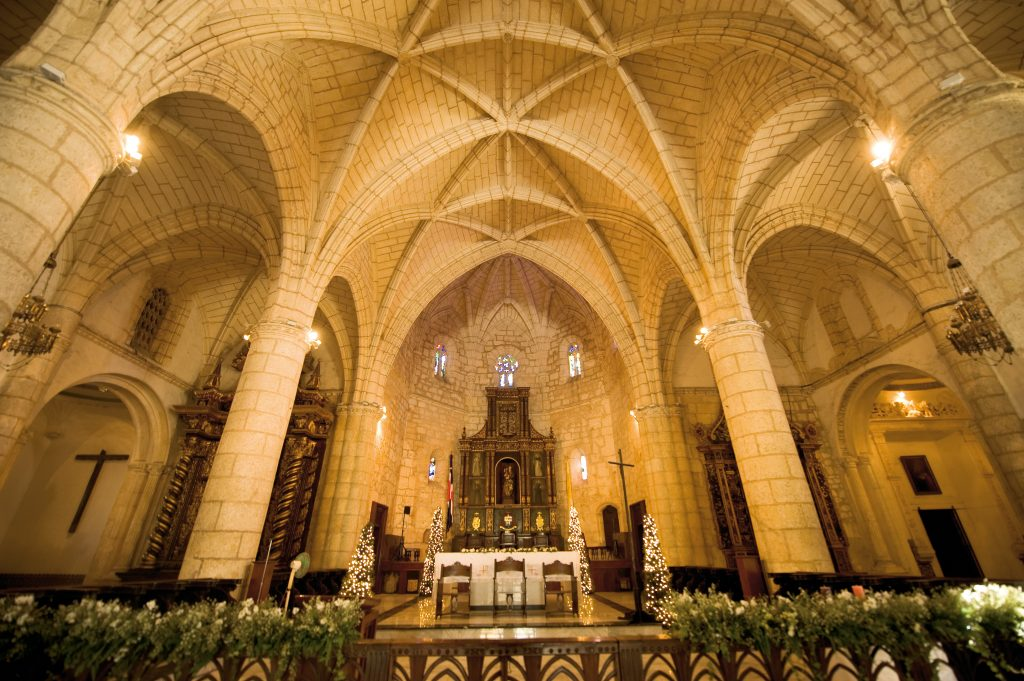 Interior Catedral, Fotografo Jose Manuel Collados